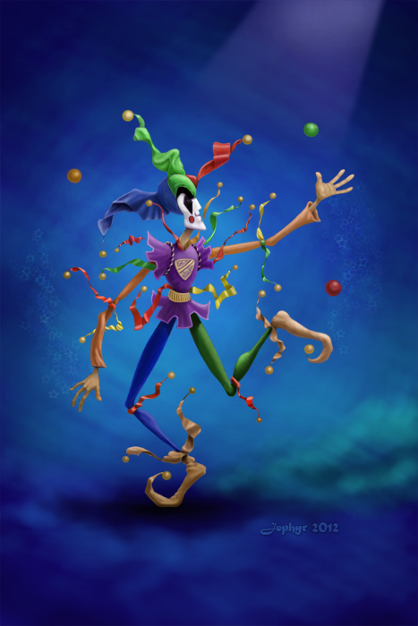 Image:  Copyright 2012, Jephyr (Jeff Curtis), All Rights Reserved. Adobe Photoshop and Wacom Tablet Digital Painting:  Jester